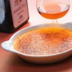 Crème brûlée à l'Amaretto